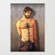 William beard Canvas Print