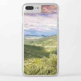 Hvar 3.9 Clear iPhone Case