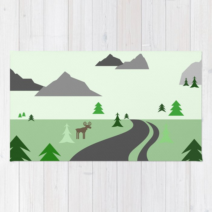 Wilderness eScape Rug