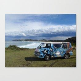 Roadtrip Canvas Print