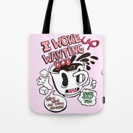My dear coffe Tote Bag
