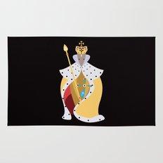 Queen Wolf Rug