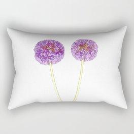 Onion Flower Cartoon Rectangular Pillow