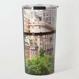 143. Room with view, New York Travel Mug