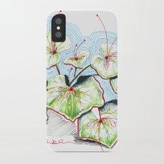 Plenty of Plants Slim Case iPhone X