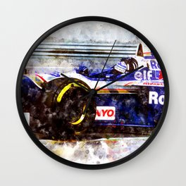Damon Hill, Close Wall Clock
