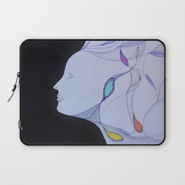 Magical thoughts Laptop Sleeve