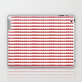 Red Scallop Laptop & iPad Skin