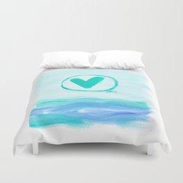 Sea Love Duvet Cover