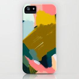 Joni iPhone Case