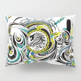 Leo realm Pillow Sham