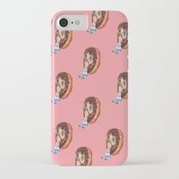 treat yo self iPhone & iPod Cases featuring Treat Yo Self Dots by Kim Wells