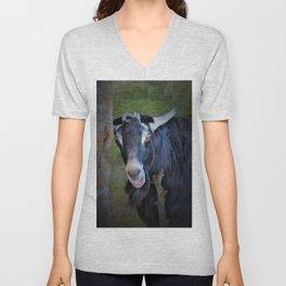 Billy goat Unisex V-Neck