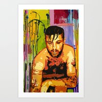queer Art Prints featuring Queer Art by MouseandHouse