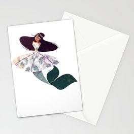 Hippy Mermaid Stationery Cards