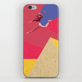 human dynamic #6 iPhone Skin