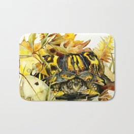 Eastern Box Turtle Bath Mat