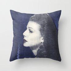 Ann Throw Pillow