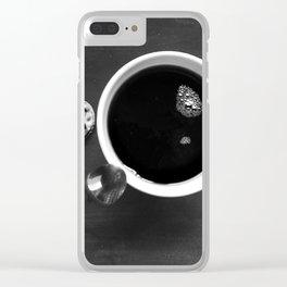 Breakfast Idill 2 Clear iPhone Case