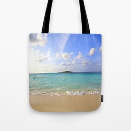 Maldives Beach Tote Bag