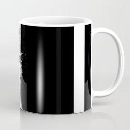 venus black and white elegant ed Coffee Mug