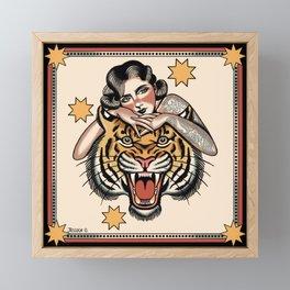 Selvagem Framed Mini Art Print