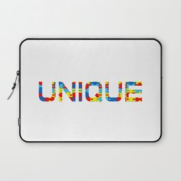 Autism Awareness Month - Unique Laptop Sleeve