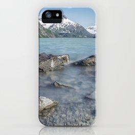 Portage Lake, No. 4 iPhone Case