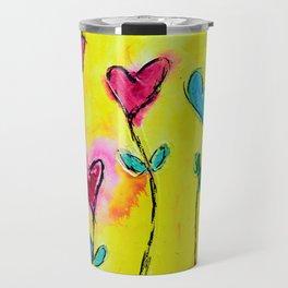 Amor de colores Travel Mug