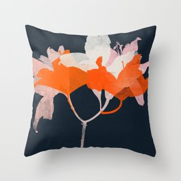 lily 20 Throw Pillow