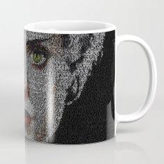 The Bride of Frankenstein Screenplay Print Mug