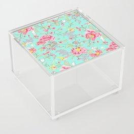 Hatsumo Exquisite Oriental Pattern III Acrylic Box