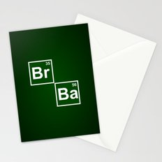 Breaking Bad 1 (Br 35 Pillow) Stationery Cards