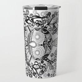 Roman Owl Travel Mug