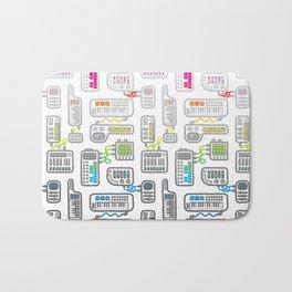Electronica Bath Mat