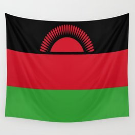 Flag of Independent Malawi Wall Tapestry