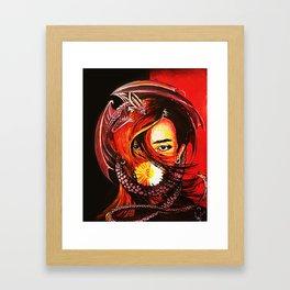 G-Dragon Framed Art Print