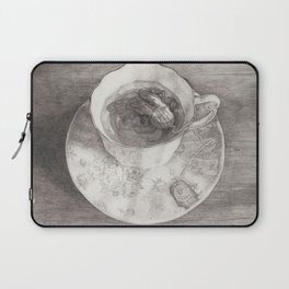 Teacup Octopus Laptop Sleeve