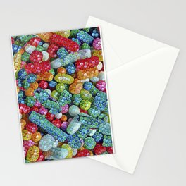 Sweet Beads Stationery Cards