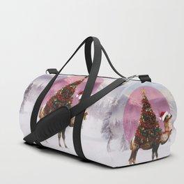 Santa Camel Duffle Bag