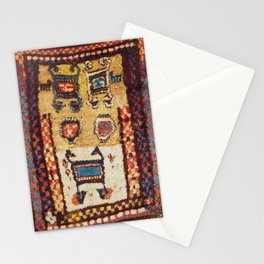 Zakatale Central Caucasus Sleeping Rug Print Stationery Cards