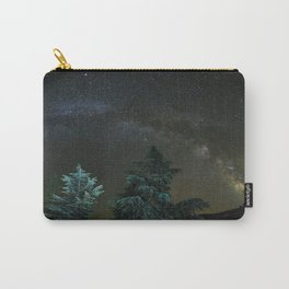 Milkyway at the mountains II Carry-All Pouch