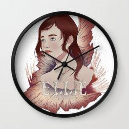 Ellie Wall Clock