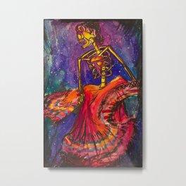 Folklorico Dancer Metal Print