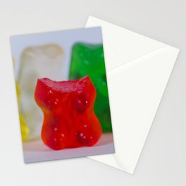 Losing My Mind (The Gummie Bears Photo Original) Stationery Cards