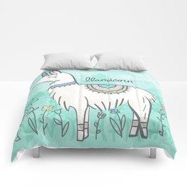 Llamicorn Comforters