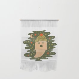 Winter Ghost Wall Hanging