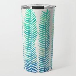 Seafoam Seaweed Travel Mug