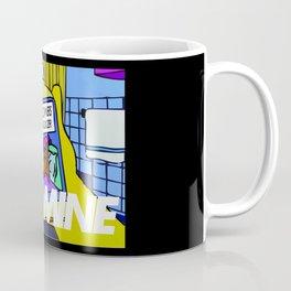 ketamine make me sleep Coffee Mug