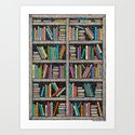 SPACE LIBRARY - COLORED - Visothkakvei by visothkakvei